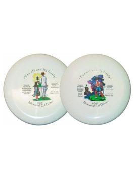 """Steady"" Ed Headrick Memorial Disc Golf Driver and Putter Set"